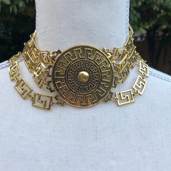 Versace for H&M Jewelry - VERSACE for H&M Choker Necklace